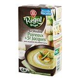 Regal Soupe Velouté  Soupe Poireaux St Jacques - 1L