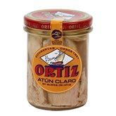 Thon albacore à l'huile d'olive Ortiz - 220g