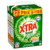 Lessive en poudre Xtra-total Marseille - 50 doses x2
