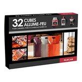 Cubes allume-feu Ruecab x32