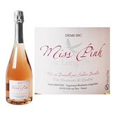 Vin rosé Miss pink 75cl