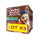 Barre de céréales Kellogg's Coco Pops - 18x20g