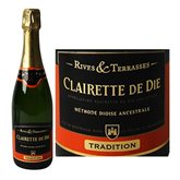 Rives et Terrasses Clairette de Die  75cl
