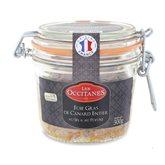 Jean Larnaudie Foie gras canard J.Larnaudie Entier sel poivre doux - 300g
