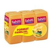Tahiti Gel douche  Vanille - 3x250ml