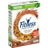 Nestlé Céréales Fitness Nestlé Chocolat au lait - 375g