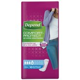 Kellogg's Serviette Depend Confort Protect - Extra - x10