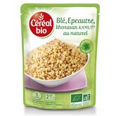 Céréal Bio Céréales concassés  220g