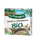 La Potagère Velouté champignon  2x30cl