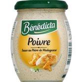 Bénédicta Sauce Poivre Bénédicta 260g
