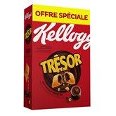 Kellogg's Céréales Trésor Kellogg's Chocolat / Noisettes - 750g
