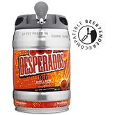 Desperados Bière  Red Fut - 5L
