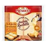 Président Fromage pour raclette  440g
