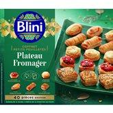 Blini Petits feuilletés Atelier Blini Fromager - 420g
