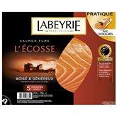 Labeyrie Saumon fumé  Ecosse - 5 tranches - 175g