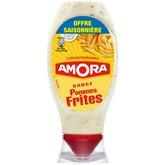 Amora Sauce pommes frites Amora Flacon - 448g