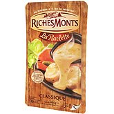 Fromage raclette RichesMonts