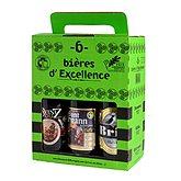 Britt Bière coffret Excellence Britt 6.07%vol. - 6x33cl