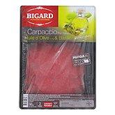 Bigard Viande Bovine  Carpaccio olive basilic - 190g