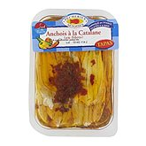 Fumeries Occitanes Anchois  A la catalane - 200g