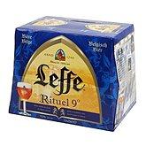 Leffe Bière Rituel Abbaye  9%vol. - 12x25cl