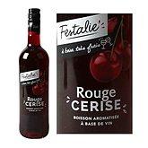 Festalie Boisson vin rouge  Cerise - 75cl