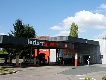 Drive morsbach forbach retrait courses en ligne adresse plan t l phon - Drive leclerc les angles ...
